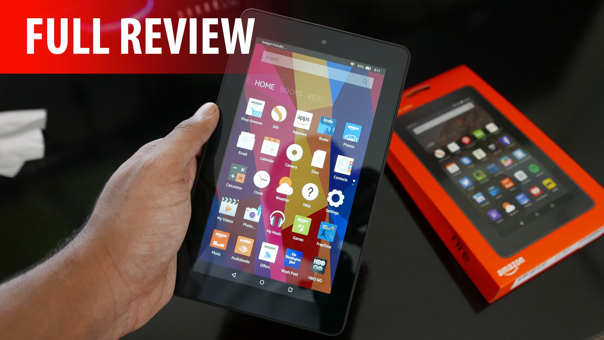 Amazon Kindle Fire Review – CultureTECH