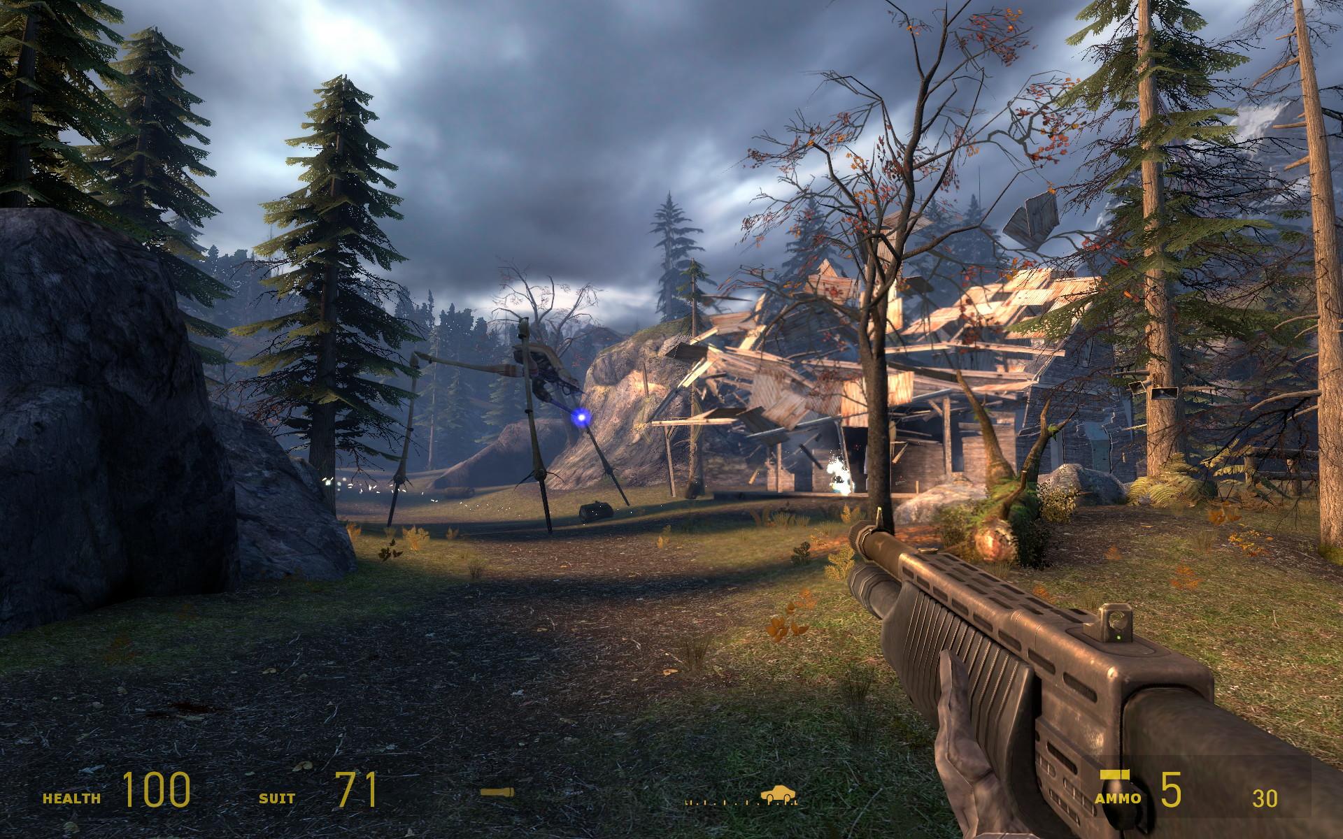 Clash of The Titans: Doom 3 vs  Half-Life 2 – CultureTECH