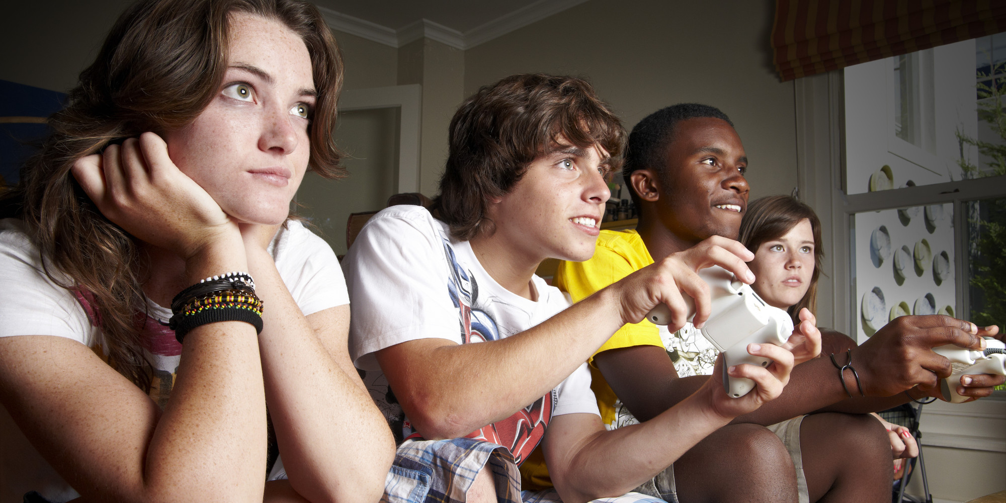 Teen Gaming in an M-Rated World